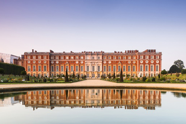Hampton Court Palace, Inglaterra
